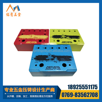 New Premium Aluminum Die Casting for Music Equipments from Alibaba Best Sellers