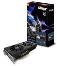 Sapphire Nitro+ Radeon AMD RX580 8GB For Gaming And Mining