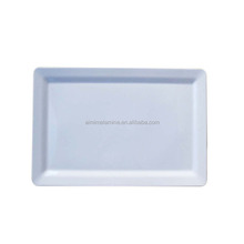 Italy design melamine serving tray with different sizes
