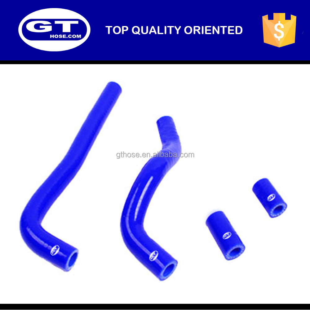 Motorcycle silicone hose kits for Honda CRF150 CRF 150 RADIATOR SILICONE HOSES 07 08 09