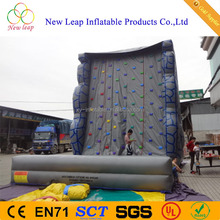 inflatable climbing wall, Inflatable rock climbing wall