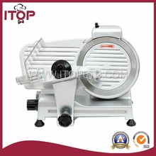 220se-8/8a semi-automatic electric industrial frozen meat slicer