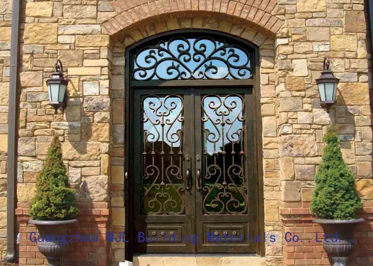 Aluminum profile for luxury wrought iron gate buy