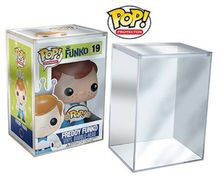 "Funko Pop 6"" Custom Made Acrylic Clear Box Protector Collector Display Show Case"