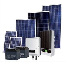 On/Off Grid Photovoltaic Solar Panel System for home, industry, or commerce