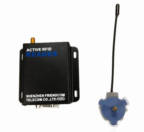 433MHz rfid animal ear tag, reader and repeater with 1000 m distance