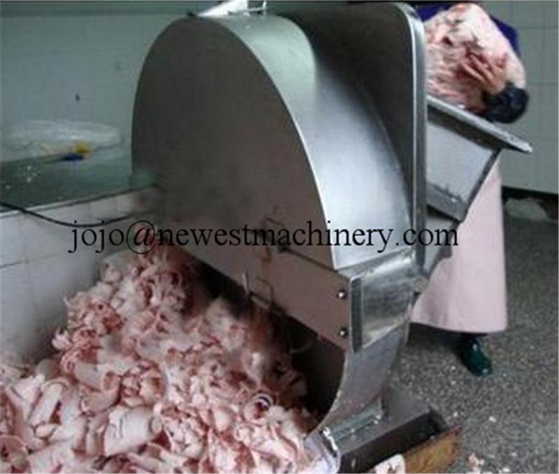Multi fonctionnelle machine trancher la viande coupe une tranche de fromage viande congel e - Comment couper de la viande congelee ...