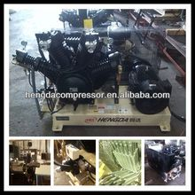 High Pressure pet blowing machine air compressor for factory use 70CFM 580PSI 30HP