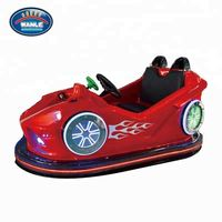 Wanle amusement ride electric bumper car floor