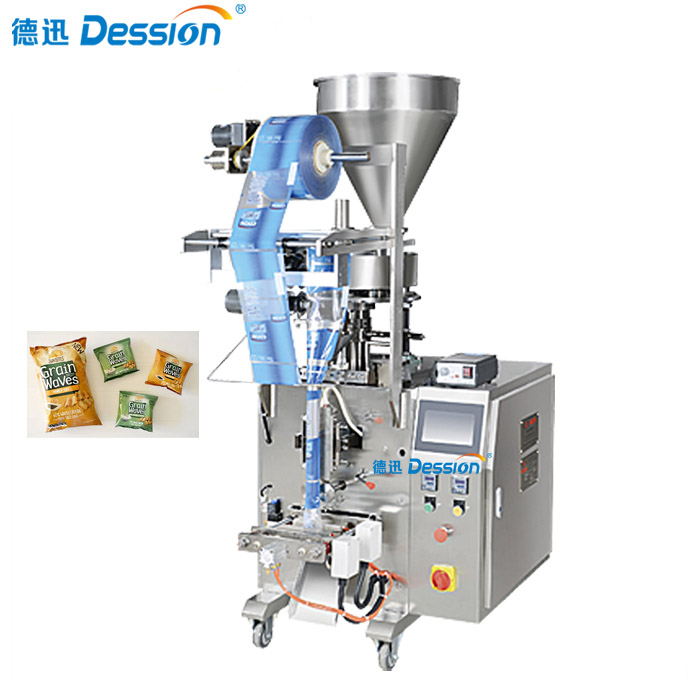 50g - 200g nuts dry fruit snack food automatic Packing Machine OEM Price