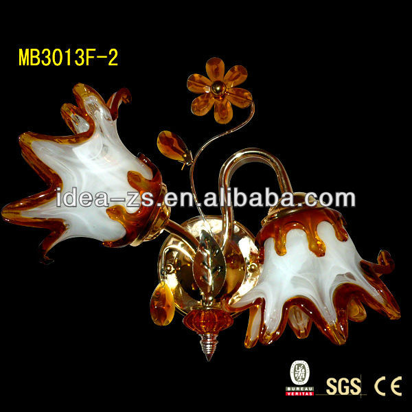 Zhongshan fiber optic lamps for sale,metal flower lamp