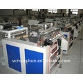 Auto Punching T-shirt Bag Making Machine line Model GFQ-900