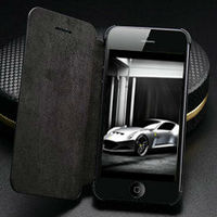 wallet diamond leather mobile phone case for iphone 5 5c 5s