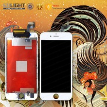 Test Passed mobile phone for iphone 6sg lcd display screen with low price discount