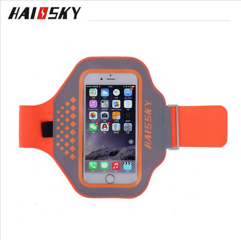 Haissky 4.7'' Universal Sport Running Adjustable Armband For iPhone 6 6S Pouch Exercise Arm band For Samsung Galaxy S3 S4 S5 S6