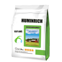 Huminrich K Humate Fertilizer Advanced Technology Agriculture Humic Acid Potash Granular