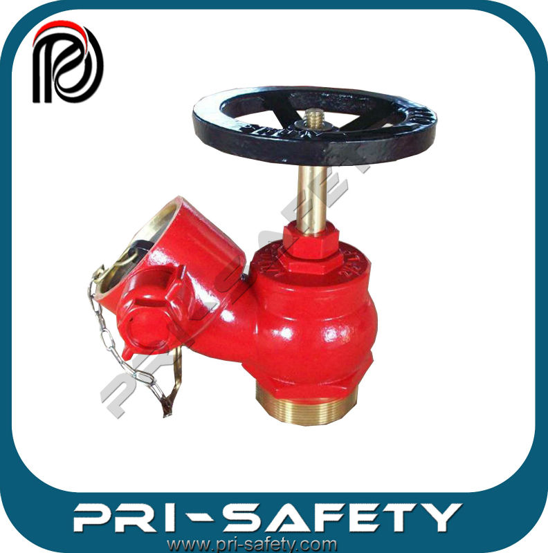 "2.5"" Fire hydrant valve for water system"
