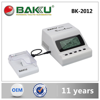 Baku New Arrived Good Quality Newest Fashion Safety Digital Multimeter With Large Lcd Screen