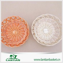 2015 New can be customized handcrafted rattan basket