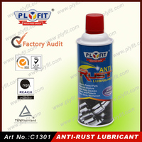 Anti-rust lubricant spray