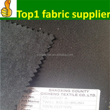 2016 make to order supplier China wholesale 100% cotton printed twill fabric for garment sales promotion
