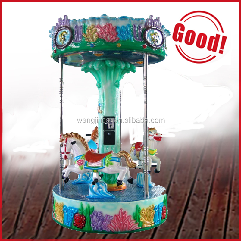 Hot Selling Interesting Double Deck Carousel for sale