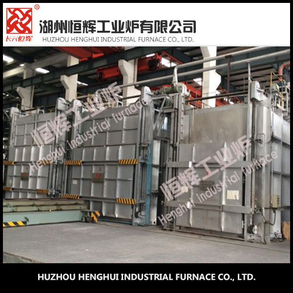 ISO9001 Certified aluminium heat treatment annealing furnace with certificate
