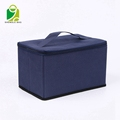 polyester storage polyester cloth storage boxes living box for packing