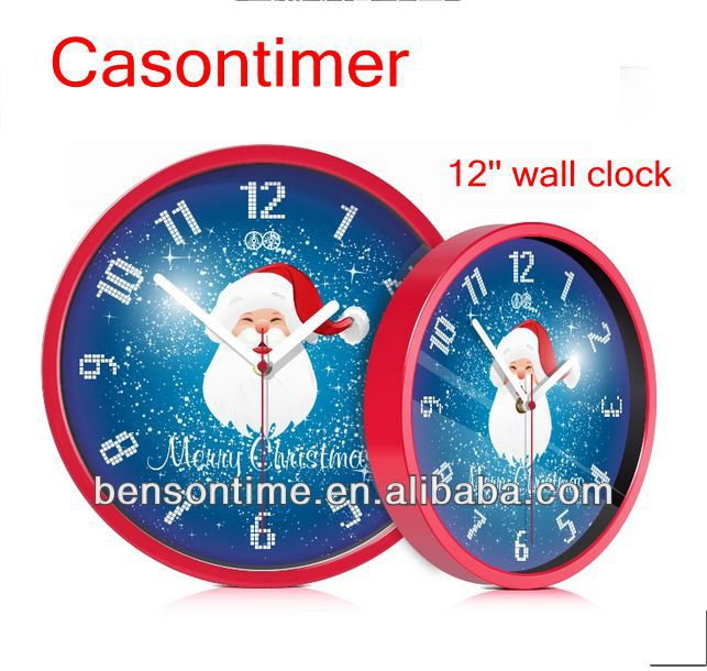 Decorative Wall Timer Promotional Clock Gifts