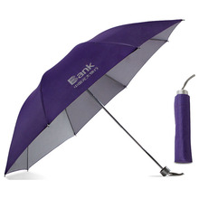 Wholesale custom promotional advertising automatic sun beach folding umbrella with print LOGO