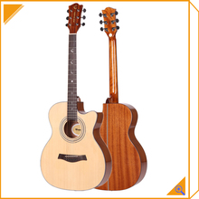 wholesale in china high end acoustic guitar archtop guitar
