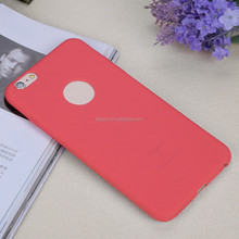 1.5 mm ultrathin tpu candy solid color frosted case for iPhone 5