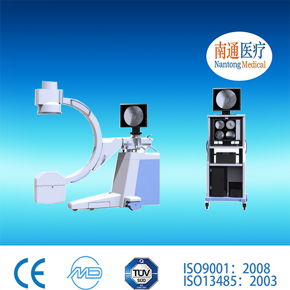 Top quality Nantong Medical c arm x-ray table in China market