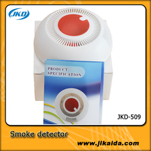 new products for 2017 addressable battery operated smoke detector alarm sensor with CE