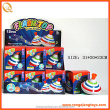 Divertido <span class=keywords><strong>plástico</strong></span> spinning top toy con musica BO1734878-6