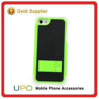 [UPO] 2016 New Arrival Shockproof Kickstand Mobile Phone Covers Case for iPhone 5s
