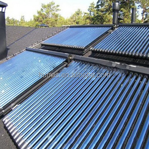 2016 new style Split Pressurized Solar Hot Water