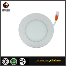 6W Best Service Good Qualit SMD Surface Mounted Round New design led panel light For home&office with CE&ROHS