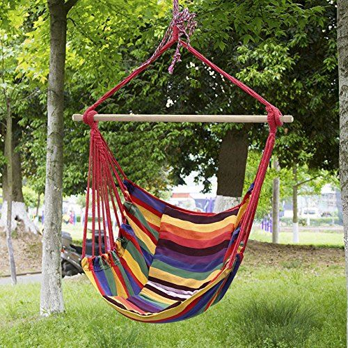 HOT364 Comfortable Indoor Swing Chair For Adults Double Hammock Hanging Swing Chair