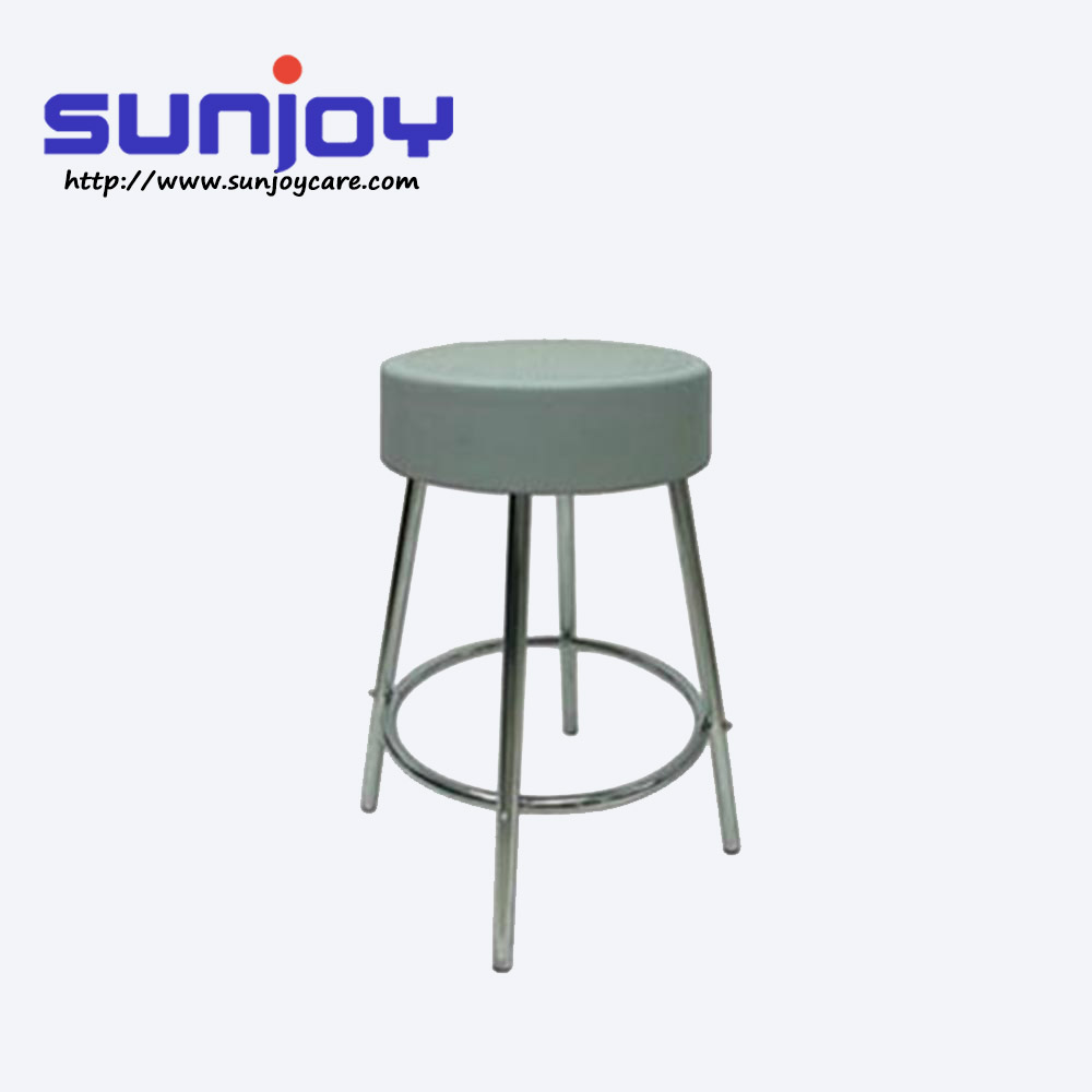 FDA CE home furniture PU lab stool for disabled