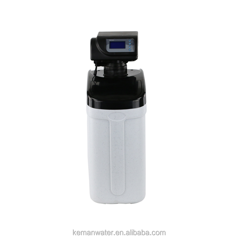 Intelligent water softener for water purification system