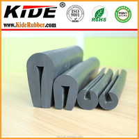 EPDM Solid Rubber Extrusion Capping Rubber