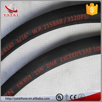 Branded Solid Expandable High Pressure Rubber Hydraulic Tube