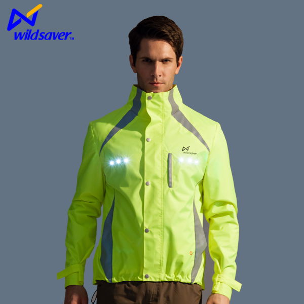 Waterproof and windproof jacket camping and cycling sportswear sport suit