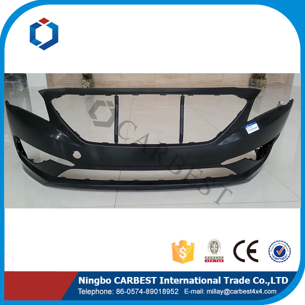 PLASTIC FRONT BUMPER FOR HYUNDAI SONATA 2015 GOOD QUALITY