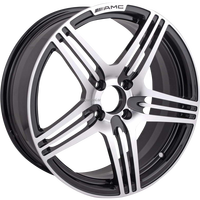 casting alloy wheels front and rear different size amg wheels made in China