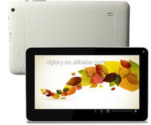 DG-TP9001multifunctional 9 inch A13 table pc single/dual cameras android4.1 hot selling