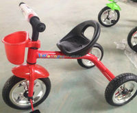 Colorful child children tricycle bike/Simple children's tricycle parts
