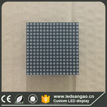 china LED Dot Matrix Multicolor Display Module Panel 5x7 8x8 16x16 RGB Led Dot Matrix, RGB Led Dot Matrix