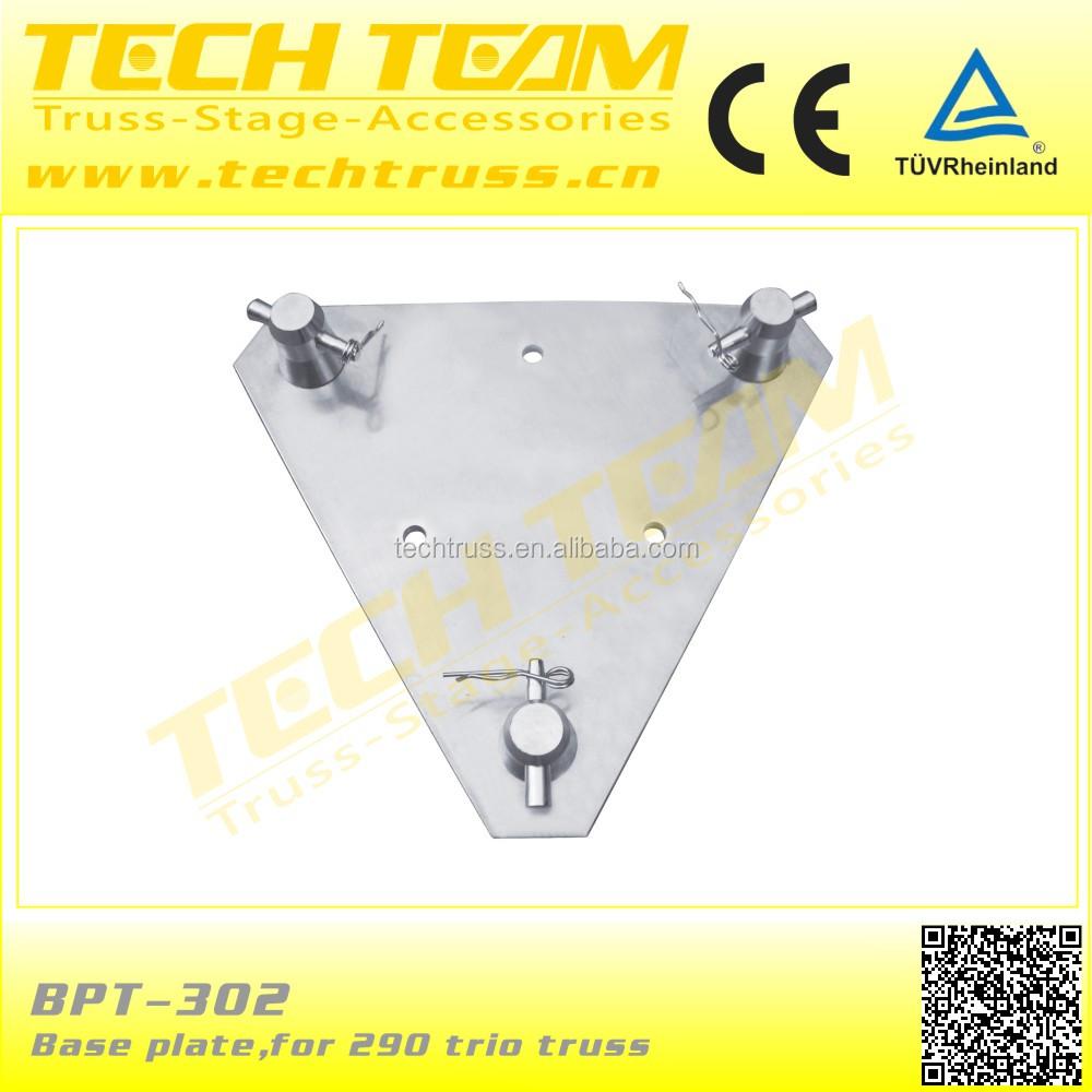 Indoor Triangle Smart Truss Lighting Truss For Lifting